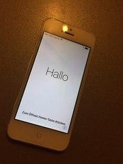 Iphone 5. На гарантии до августа 2017г.