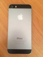 Продам iPhone 5s 32 gb space gray
